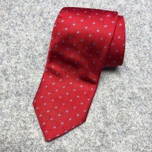 Robert Talbott Best In Class hand-sewn silk tie.